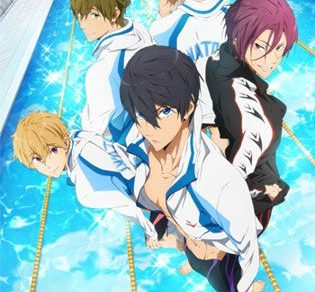 Free! Key Visual (from official site)