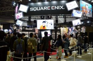 Square Enix AnimeJapan 2018 Booth