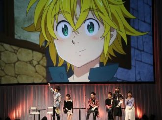 AnimeJapan 2018- The Seven Deadly Sins Special Stage Report