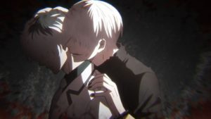 Tokyo Ghoul:re Official Anime Screenshot