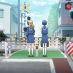 Fumikiri Jikan (Railroad Crossing Time) Episode 1 Official Anime Screenshot