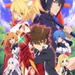 anime High School DxD Hero