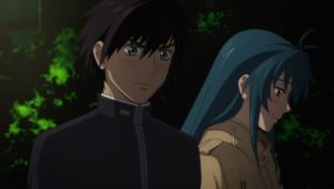 Full Metal Panic! IV Episode 1 Official Anime Screenshot