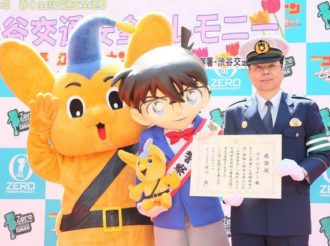 Report on Detective Conan Preventing Incidents in Shibuya