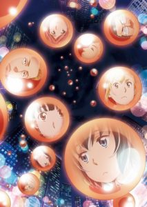 Hinamatsuri Anime Visual