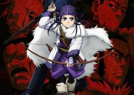 Golden Kamuy Anime Visual