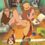 Layton Mystery Detective Agency: Kat's Mystery-Solving File Anime Visual