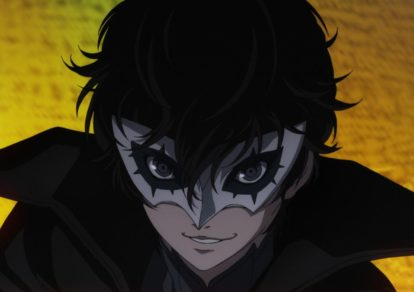Persona 5 The Animation Still