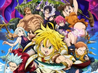 Seven Deadly Sins Movie Reveals Visual and more