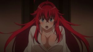 High School DxD Hero Episode 1 Official Anime Screenshot