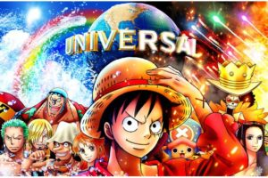 One Piece Premium Summer at Universal Studios Japan in Osaka