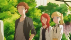 Tada Never Falls in Love Episode 3 Official Anime Screenshot