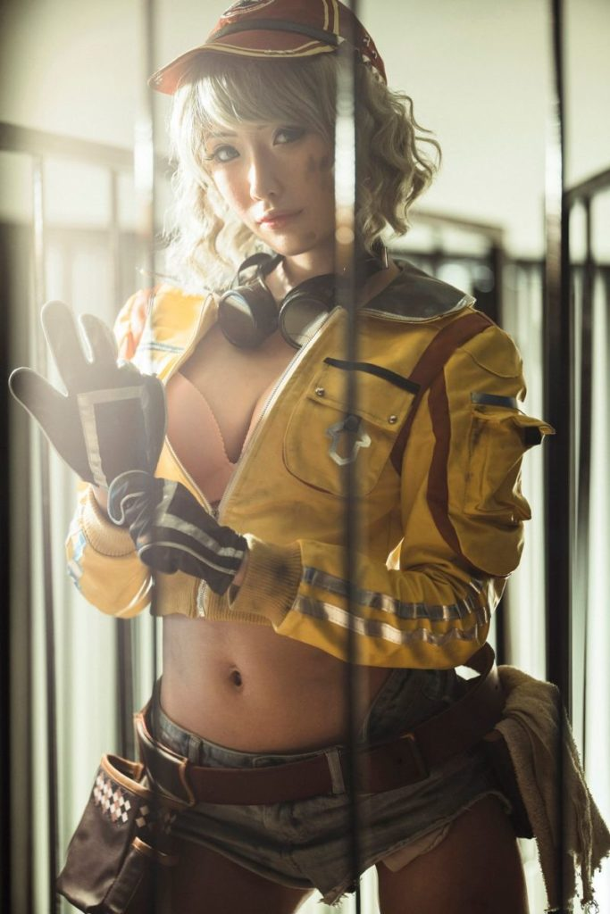 kiyo as Cindy Aurum from Final Fantasy -XV, Photo by キヰラ Kiwira | World Cosplayers: Lovely kiyo From Singapore