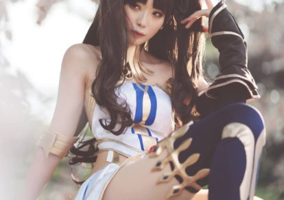 kiyo as Ishtar from Fate/Grand Order, Photo by Braised Egg Photography | World Cosplayers: Lovely kiyo From Singapore