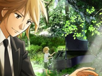 1st Episode Anime Impressions: Forest of Piano