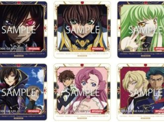 Code Geass × JOYSOUND Collaboration Room to Open