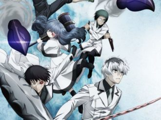 Tokyo Ghoul:re Episode 3 Review: fresh: Eve