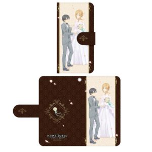 Smartphone Case | Anime Sword Art Online | Anime Merchandise Monday (23-29 April) (C)2016 川原 礫/KADOKAWA アスキー・メディアワークス刊/SAO MOVIE Project