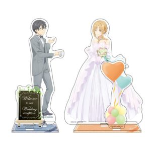 Acrylic Stands | Anime Sword Art Online | Anime Merchandise Monday (23-29 April) (C)2016 川原 礫/KADOKAWA アスキー・メディアワークス刊/SAO MOVIE Project
