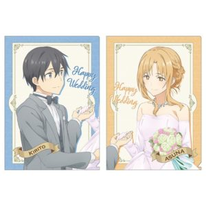 Clear Files | Anime Sword Art Online | Anime Merchandise Monday (23-29 April) (C)2016 川原 礫/KADOKAWA アスキー・メディアワークス刊/SAO MOVIE Project