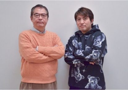 Interview with Yukio Nagasaki and Yoshitada Fukuhara | About Voice Acting in Japan | Anime & Idols