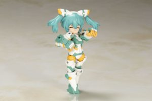 Sylphy Figure | Frame Arms Girl Anime | Anime Merchandise Monday (23-29 April) (C) KOTOBUKIYA (C)Mega House