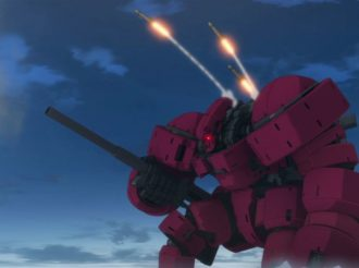 Full Metal Panic IV Episode 3 Preview Stills and Synopsis