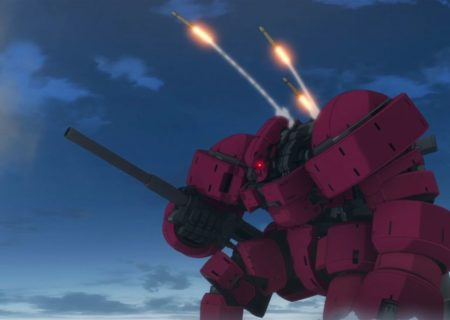 Full Metal Panic IV Episode 3 Official Anime Screenshot (C)賀東招二・四季童子/KADOKAWA/FMP!4