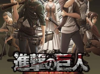 Attack on Titan Season 3 Reveals New Visual, PV, and Broadcast Date