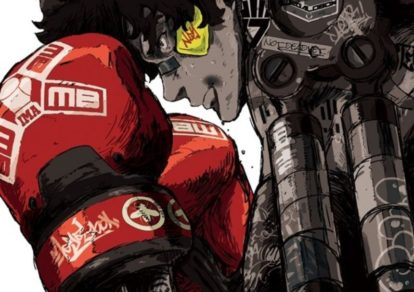 Megalo Box Anime Review
