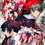 Summer 2018 anime Lord of Vermilion: Guren no Ou. Visual