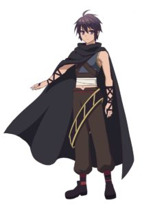 Yuuto Suoh from The Master of Ragnarok and Blesser of Einherjar (Hyakuren no Haou to Seiyaku no Valkyria) Anime