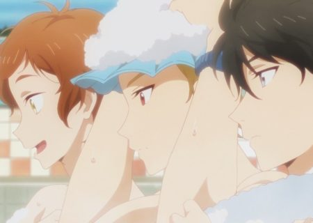 Tada Never Falls in Love Episode 5 Official Anime Screenshot