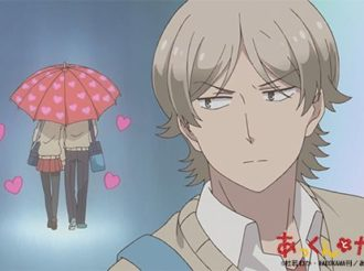 Akkun to Kanojo Episode 5 Preview Stills and Synopsis
