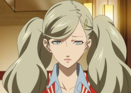 Persona 5 Episode 5 Official Anime Screenshot