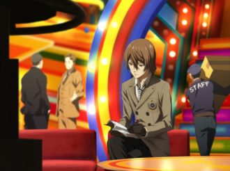 Persona 5 Reveals New Character Visual