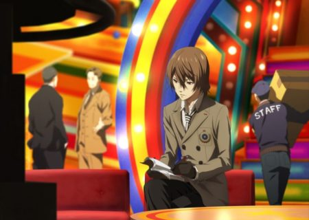 Persona 5 The Animation New Character Visual
