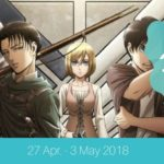 This Week's Top 10 Most Popular Anime News (27 April-3 May 2018) | MANGA.TOKYO