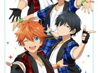 Ensemble Stars Anime Announced for 2019, Confirms Cast and Releases Visual