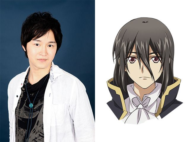 Ryota Osaka as Montmorency | Anime Ulysses: Jeanne d'Arc to Renkin no Kishi
