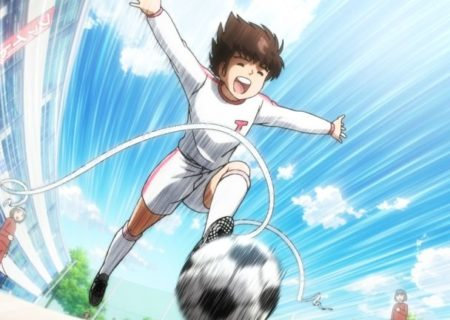 Captain Tsubasa Episode 6 Official Anime Screenshot
