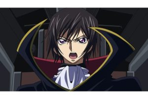Code Geass: Lelouch of the Rebellion I Koudou Anime Visual