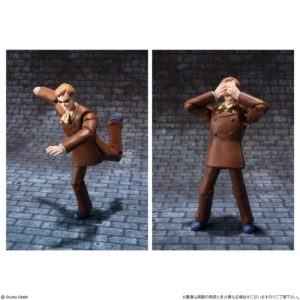 Robot and Muska Action Figures | Castle in the Sky Anime| Anime Merchandise Monday (7-13 May) (C) Studio Ghibli