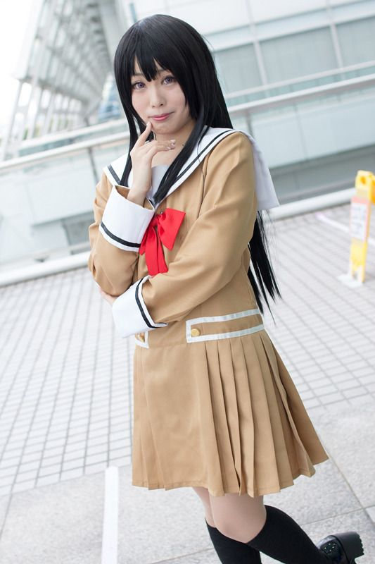 Rika Tanaka @LICCA00 as Rinko Shirokane from 'BanG Dream!' | Cosplay Pictures: Beautiful Cosplayers from Golden Week 2018