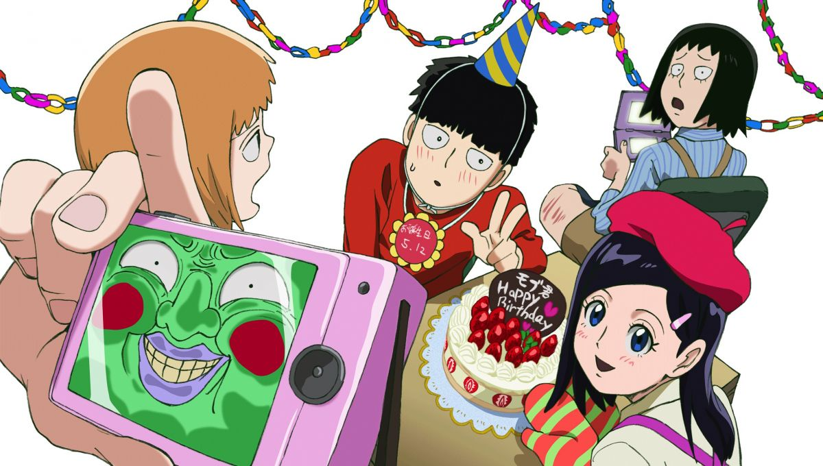 Mob Psycho 100 Season 2 | Anime Visual 1