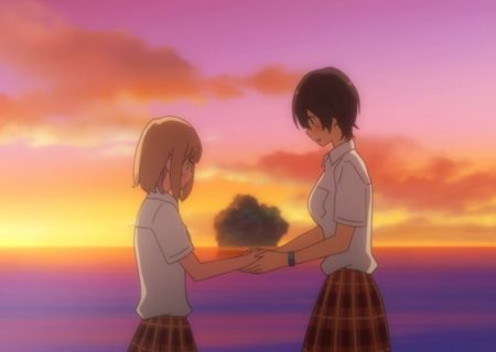 Asagao to Kase-san (Kase-san and Morning Glories) Anime OVA Official Screenshot
