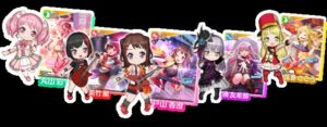 Sega ONGEKI x Bang Dream Collaboration