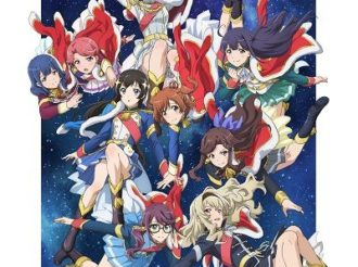 TV Anime Shojo Kageki Revue Starlight Reveals Details on Ending Single and Live Viewing