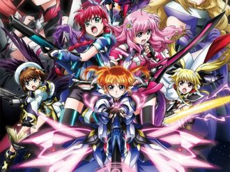 Magical Girl Lyrical Nanoha Detonation to Open 19 October, New Key Visual Released