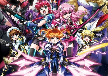 New Visual for Anime Movie Magical Girl Lyrical Nanoha Detonation